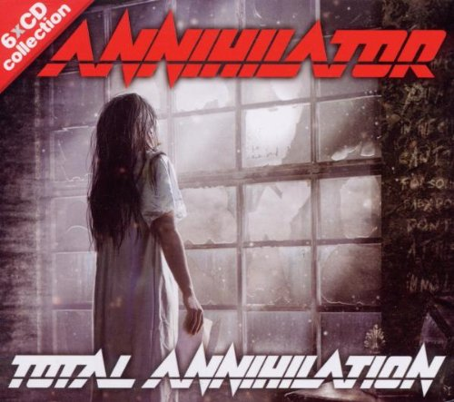 Annihilator: Total Annihilation (Box) (Audio CD)