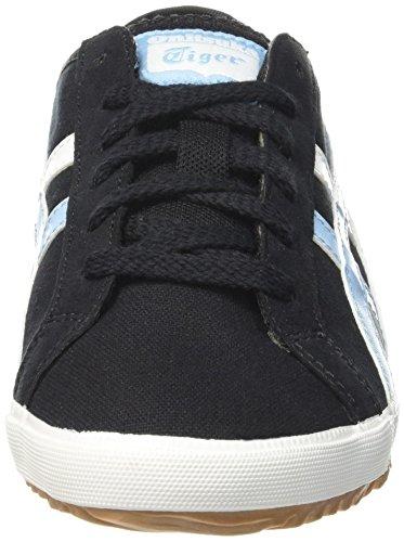 Asics ,  Sneaker donna Nero/Blu Chiaro