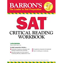 SAT Critical Reading Workbook, 14th edition