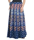 Soundarya Women Cotton Jaipuri Printed S...