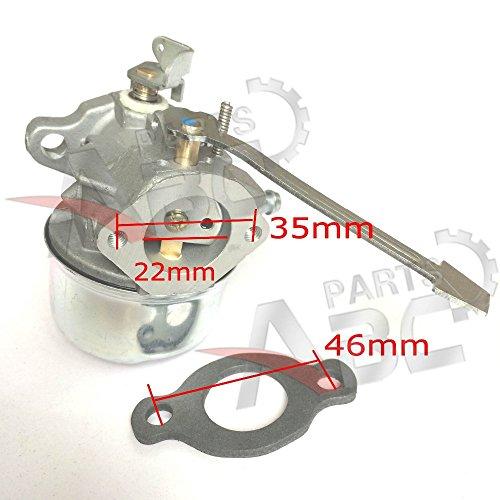 Generic Snowblower Carburetor for Toro CCR powerlite CCR1000 HSK600 HSK635 TH098SA 640086A