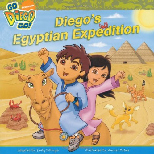 Diego's Egyptian expedition.