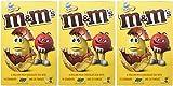 M&M's Peanut Medium Chocolate Easter Egg, 175 g, Pack of 3