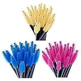 Best Value Premium Quality Professional make up Tools set kit con applicatori 75PCS usa e getta per mascara//ciglia finte con spazzole in 3diversi colori di VAGA