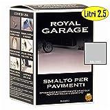 BRAVA Polnische Royal Garage Hellgrau Ral 7035 Bodenbeläge Ml 2500