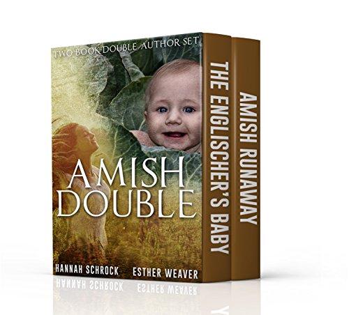 Amish Double Amish Romance Two Book Double Author Set