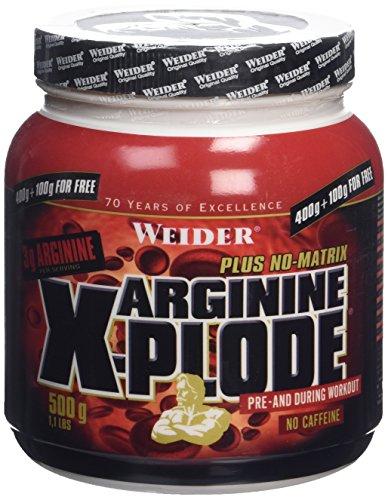 WEIDER Arginine X-plode 500 g