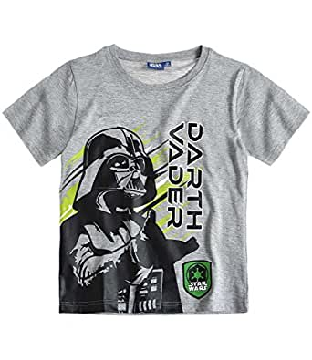 Star Wars Kurzarmshirt grau (140)