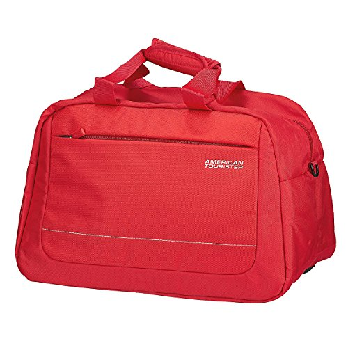 american-tourister-spring-hill-duffle-bolso-weekend-rojo-red-47-cm