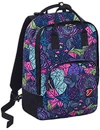 Preisvergleich für Rucksack/Tasche Seven The Double Pro Bag–Pink–24LT Rückenlehne abnehmbar