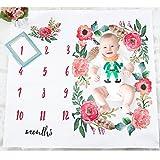 Baby Milestone Decke/Foto-Requisiten/Hintergrund