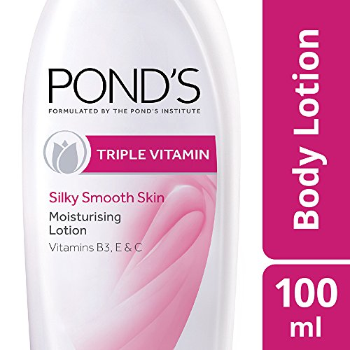 POND'S Triple Vitamin Moisturising Body Lotion, 100ml