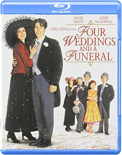 Four Weddings & A Funeral [Blu-ray] [1994] [US Import]