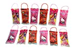 #9: Parteet Birthday Party Return Gifts-Pack of 12 Mix Stationery Kit Set in a Bag for Kids - Assorted Colours