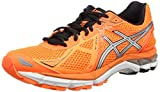ASICS  GT-2000 3, Herren Outdoor Fitnessschuhe, Orange (hot Orange/silver/black 3093), 42 EU ( 7.5 UK)