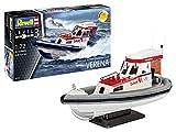 Revell 0522810Modellino Search & Rescue Daughter della Barca VE, in Scala 1: 72, Level 3