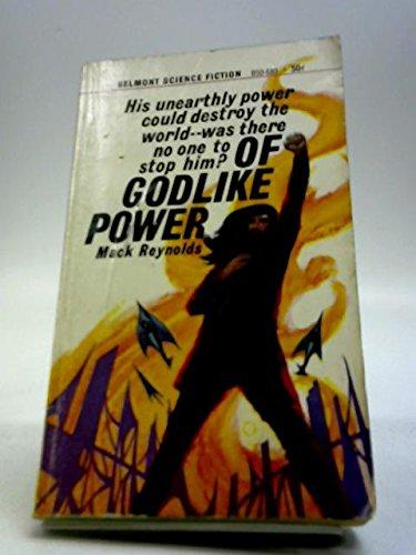 Earth Unaware (Original Title: Of Godlike Power)