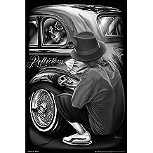 David Gonzales Art - Reflections Poster Drucken (60,96 x 91,44 cm)