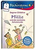 Millie und die verrückte Schulstunde: Mit 16 Seiten Leserätseln und -spielen (Büchersterne)