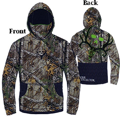 ScentLok Assassin Performance Hoodie, Realtree Xtra, MD by Scent-Lok