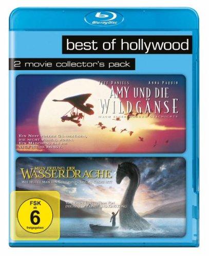 Amy und die Wildgänse/Mein Freund, der Wasserdrache - Best of Hollywood/2 Movie Collector's Pack [Blu-ray]