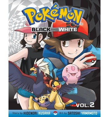 [(Pokemon Black & White: 02)] [Author: Hidenori Kusaka] published on (April, 2013)