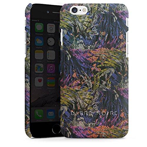 Apple iPhone X Silikon Hülle Case Schutzhülle dschungel Muster Pflanzen Premium Case matt