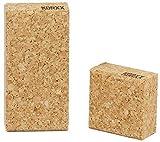Korxx korxx42603857900711950g Cuboid Kork Building Block in Filz Box (XS, 35)
