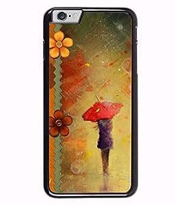 Fuson 2D Printed Girly Designer back case cover for Apple iPhone 6 - D4350