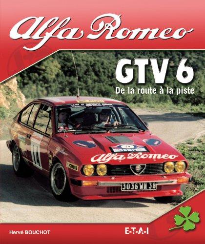 Alfa Romeo GTV 6 : De la route à la piste