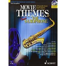 Movie Themes for Tenor Saxophone. Tenorsaxophon