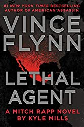 Lethal Agent (Mitch Rapp Novel)