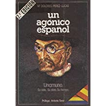UN AGONICO ESPAÑOL