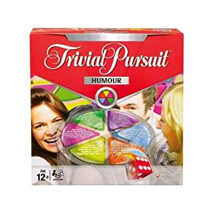 Winning Moves - A1000192 - Jeu de Société - Trivial Pursuit Humour