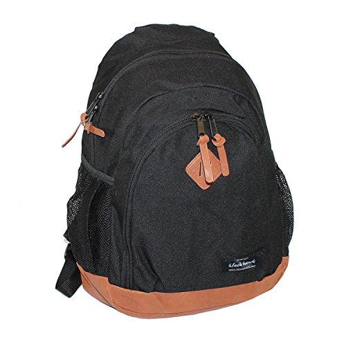 Black Hawk Großer Bodybag Eingurt-Rucksack (Schwarz) -