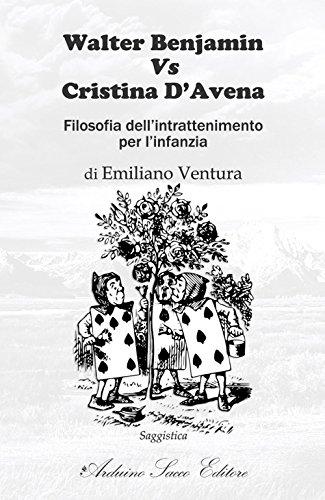 Walter Benjamin Vs Cristina D'Avena. Filosofia dell'intrattenimento per l'infanzia
