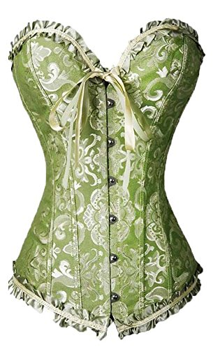 CoutureBridal - Bustino -  donna Verde