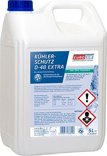 EUROLUB KÜHLERSCHUTZ D-48 EXTRA, 5 Liter -