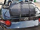 Mazda MX5 Portacargas portatodo Portacargas alternativa para coche impermeable bolsa para Convertibles