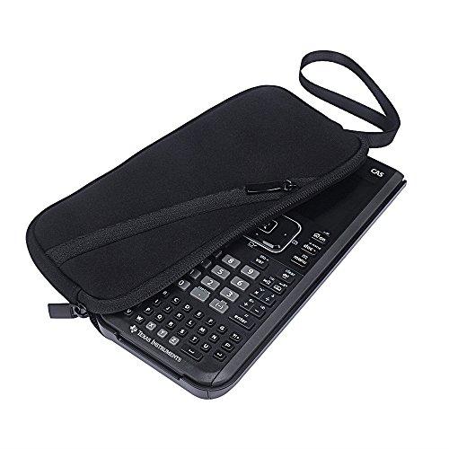 Eyglo morbida custodia per il trasporto del manicotto in neoprene cover for Texas Instruments ti-83ti-89TI-84Plus C/TI-Nspire CX CAS Casio calcolatrice grafica Cruz V2 Fresh Foam