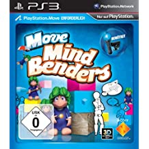 Move Mind Benders (Move erforderlich) - [PlayStation 3]