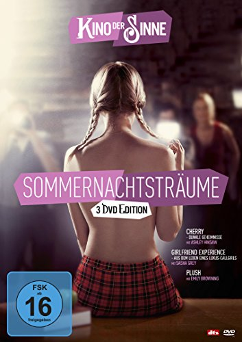 Sommernachtsträume: Cherry / Girlfriend Experience / Plush [3 DVDs]