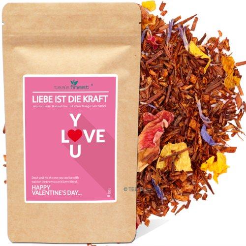 Valentinstag Tee- Liebe ist die Kraft (100 Gramm) -