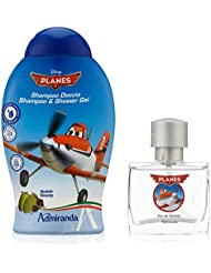 Disney Planes Body and Fragrance Gift Set, Baobab/ Ginseng