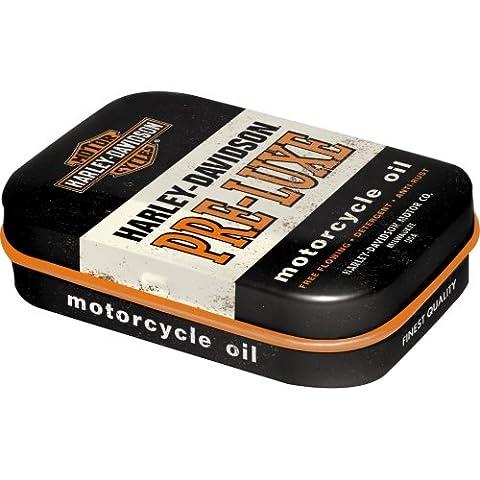 Harley-Davidson Motor Cycles. Pre-Luke Huile. moto Chopper. Hog. Iconic Américain moto Vu in films like Facile Rider Le plus fin . Dealers Choix maison,Maison,garage,étable,man cave/barre 3D Métal/