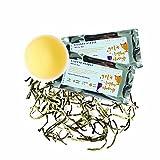 #5: Tea Treasure Silver Needle Loose Leaf White Tea (Sample)