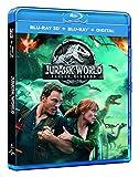 Jurassic World: Fallen Kingdom (3D Blu-ray + Blu-ray + Digital Download) [2018] [Region Free]