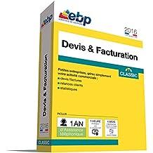 EBP Devis & Facturation Classic 2016 + VIP
