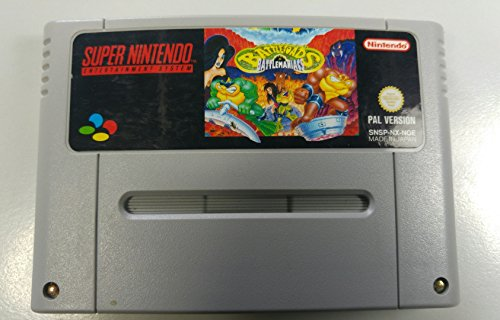 Battletoads in Battlemaniacs SNES