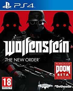 Wolfenstein: The New Order (PS4)